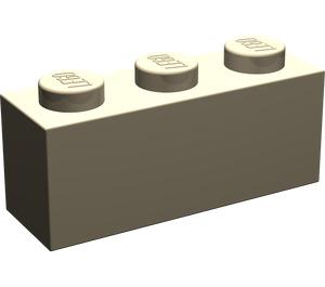 LEGO Dark Tan Brick 1 x 3 (3622)