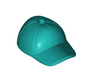 LEGO Dark Turquoise Minifig Cap (11303)