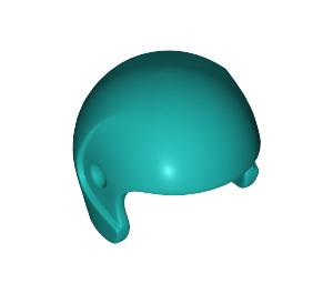LEGO Dark Turquoise Sports Helmet (47096)