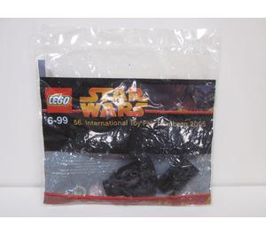 LEGO Darth Vader (Nürnberg Toy Fair 2005 Exclusive Figure) Set SW117PROMO