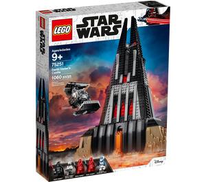 LEGO Darth Vader's Castle Set 75251 Packaging