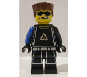 LEGO Dash, Alpha Team Minifigure