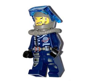 LEGO Dash, Aquatic Mech Outfit Minifigure
