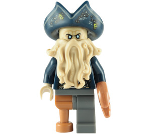 LEGO Davy Jones Minifigure