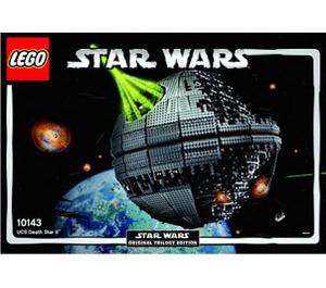 LEGO Death Star II Set 10143 Instructions