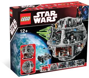LEGO Death Star Set 10188 Packaging