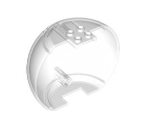 LEGO Deco Half Sphere 5 x 9 x 5 1/3 (20455)