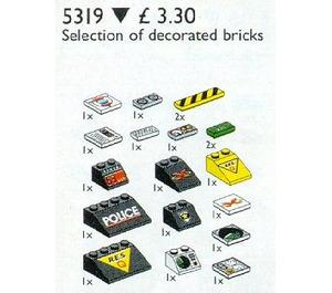LEGO Decorated Elements Set 5319