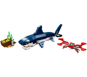 LEGO Deep Sea Creatures Set 31088