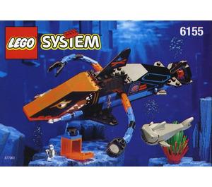 LEGO Deep Sea Predator Set 6155