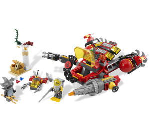 LEGO Deep Sea Raider Set 7984