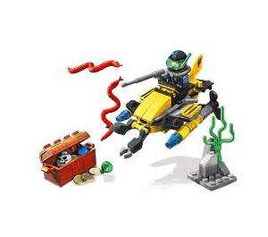 LEGO Deep Sea Treasure Hunter Set 7770
