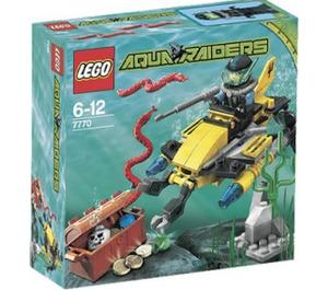 LEGO Deep Sea Treasure Hunter Set 7770 Packaging