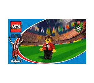 LEGO Defender 1 Set 4443