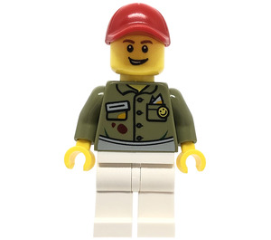LEGO Deli Owner Minifigure