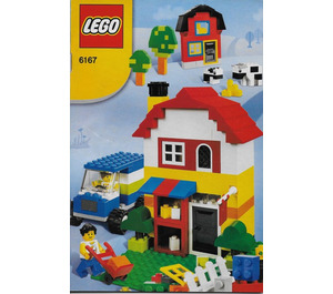 LEGO Deluxe Brick Box Set 6167