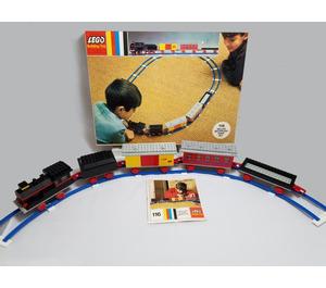 LEGO Deluxe Motorized Train Set 116-2