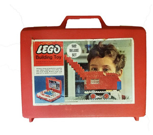 LEGO Deluxe Set with Storage Case 502-1