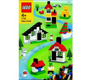 LEGO Deluxe Starter Set 7795 Instructions