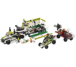 LEGO Desert of Destruction Set 8864