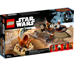 LEGO Desert Skiff Escape Set 75174 Packaging