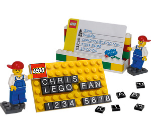 LEGO Desk Business Card Holder (850425)