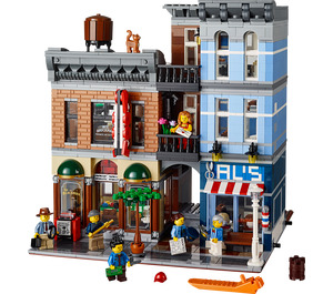 LEGO Detective's Office Set 10246