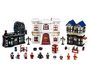 LEGO Diagon Alley Set 10217