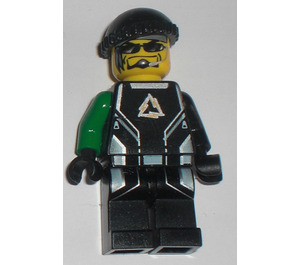 LEGO Diamond, Alpha Team Arctic Minifigure