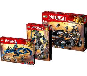 LEGO Diesels and Dragons Bundle Set 5005752