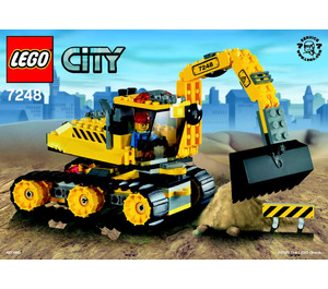 LEGO Digger Set 7248 Instructions