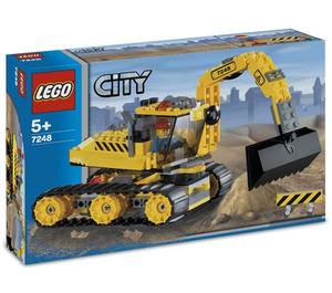 LEGO Digger Set 7248 Packaging