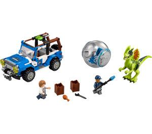 LEGO Dilophosaurus Ambush Set 75916