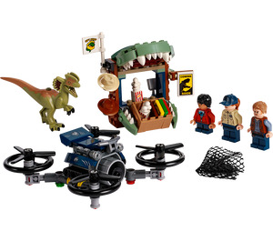 LEGO Dilophosaurus on the Loose Set 75934