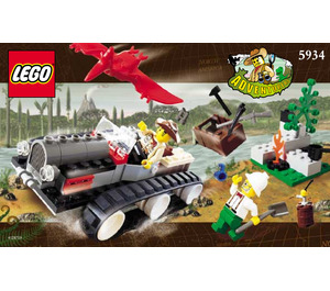 LEGO Dino Explorer Set 5934 Instructions