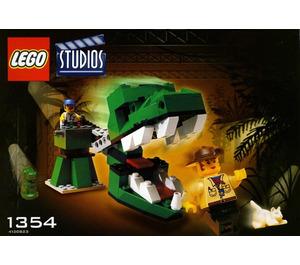 LEGO Dino Head Attack Set 1354