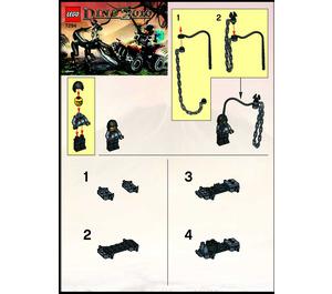 LEGO Dino Quad Set 7294 Instructions