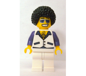 LEGO Disco Dude Minifigure