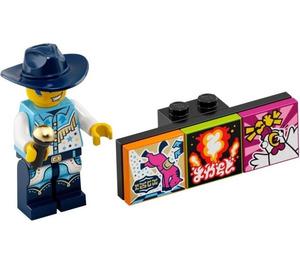 LEGO  Discowboy Set 43101-6