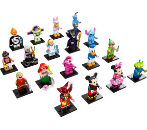 LEGO Disney Minifigure Random Bag Set 71012-0