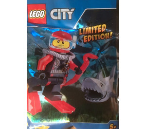 LEGO Diver and shark Set 951703