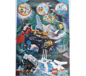 LEGO Divers Poster '97