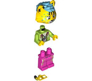 LEGO DJ Cheetah Minifigure