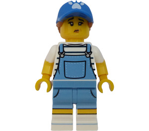 LEGO Dog Sitter Minifigure