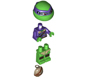 LEGO Donatello Flight Suit Minifigure