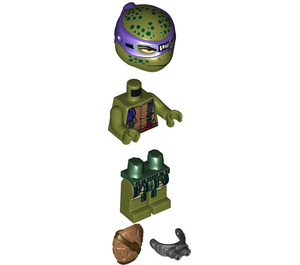 LEGO Donatello Minifigure