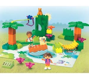 LEGO Dora and Diego's Animal Adventure Set 7333