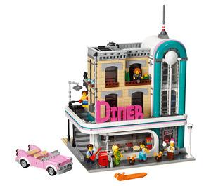 LEGO Downtown Diner Set 10260