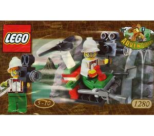 LEGO Dr. Kilroy's Microcopter Set 1280