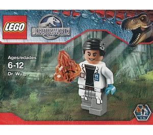 LEGO Dr. Wu Set DRWU